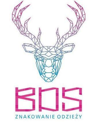 BDS znakowanie odzieży logo